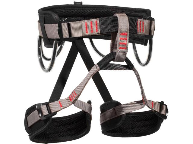 Klettergurt Campz : Lacd harness start m grey campz.de